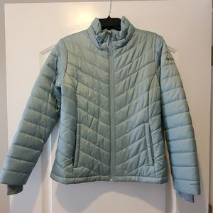 Columbia women's omni heat puffer coat